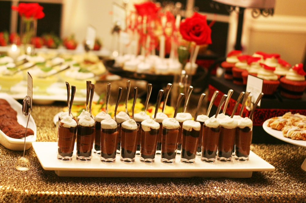 Chocolate Creme Shooters