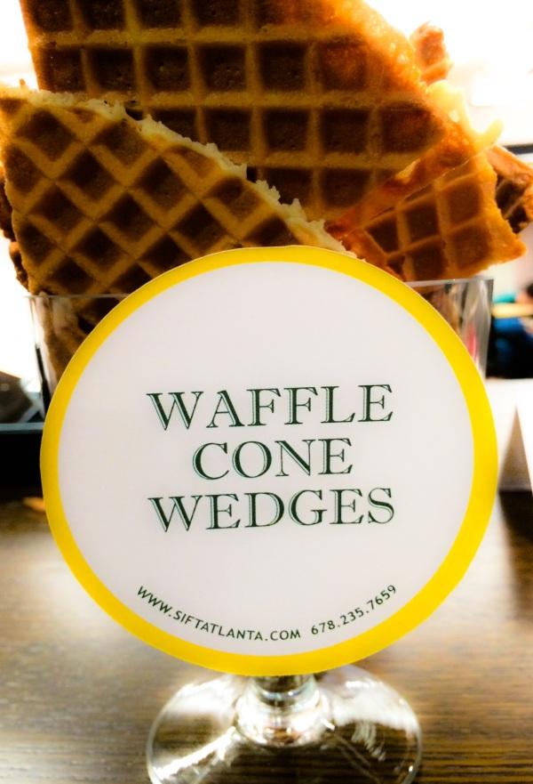 Waffle Wedges