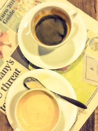 Cafe Americano - hooked!